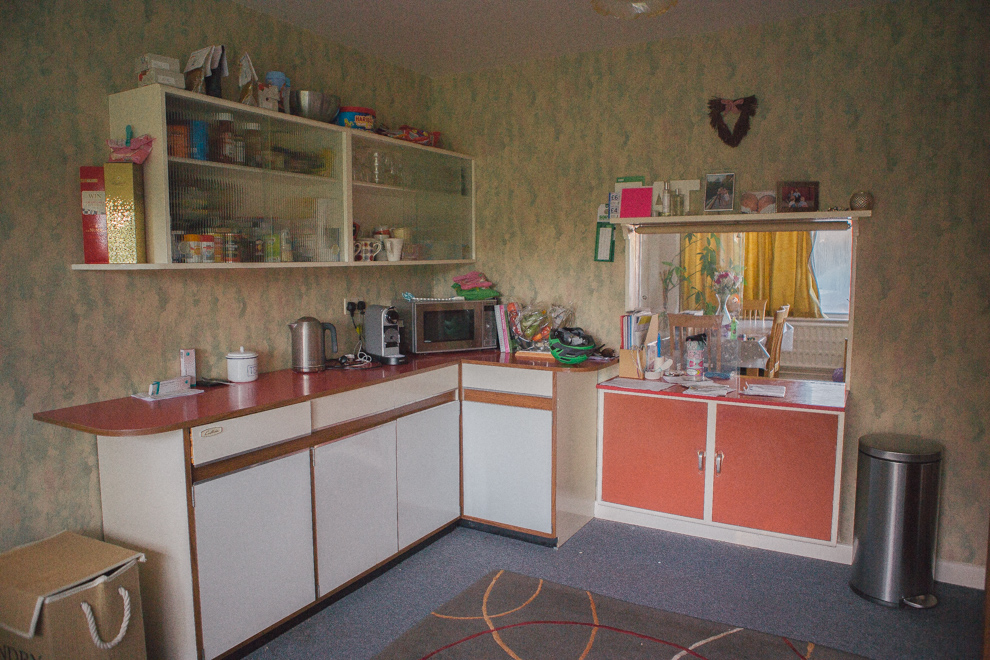 Replacing our 1960s kitchen Almondsbury renovation