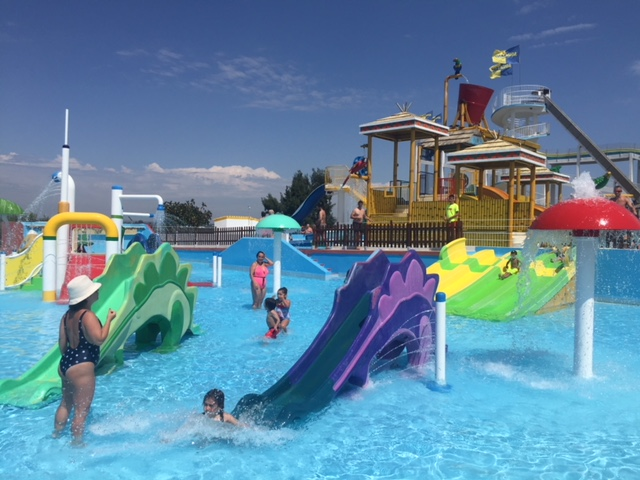 Aqualand water park Portugal