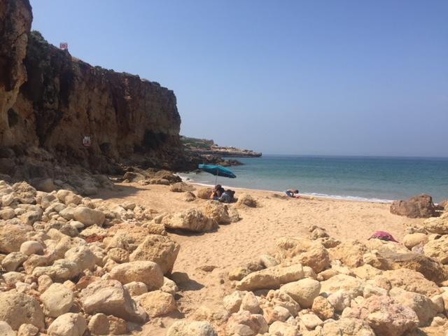 Praia de Molhe Portugal