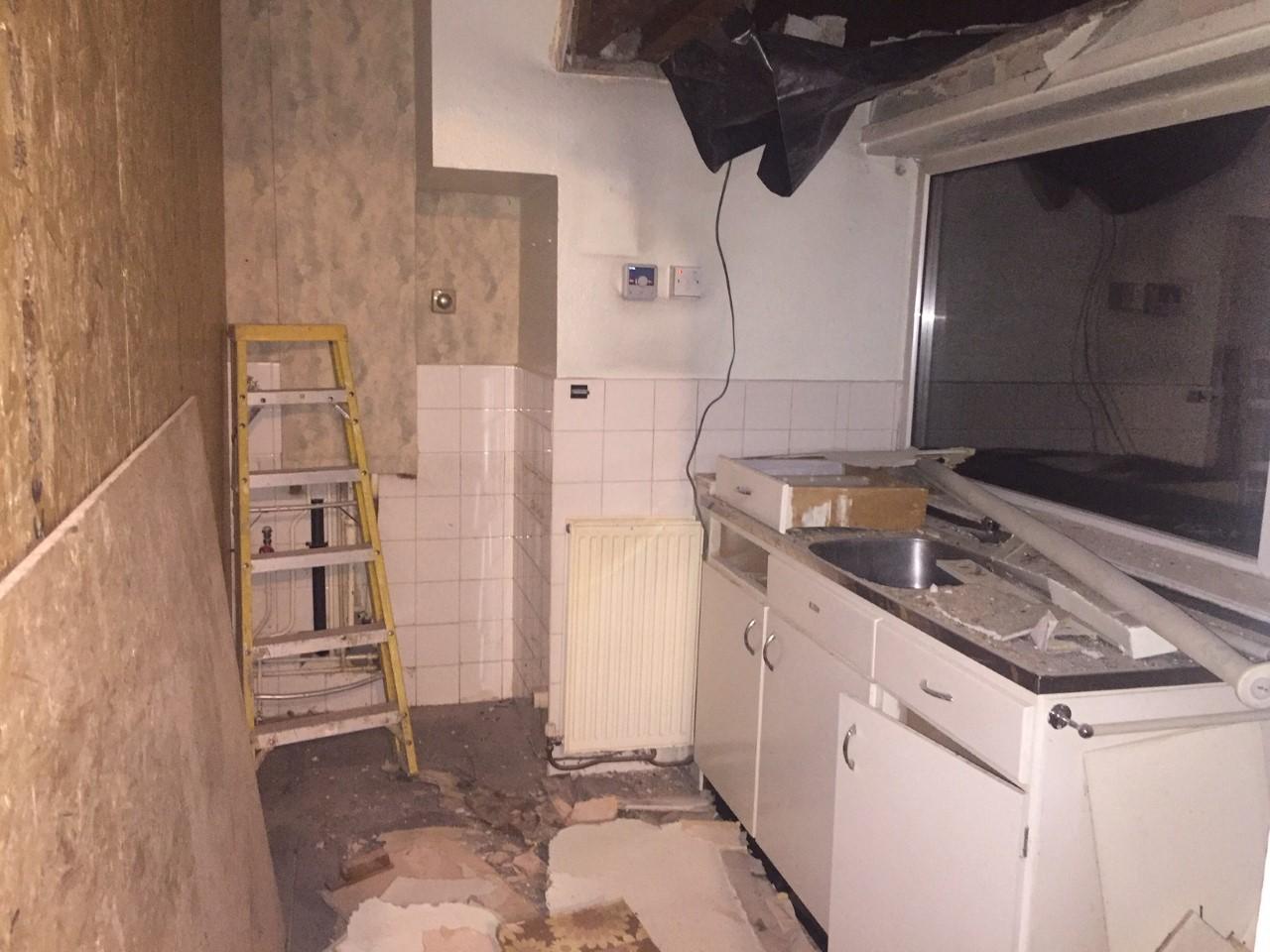 Renovation of a Bristol kitchen