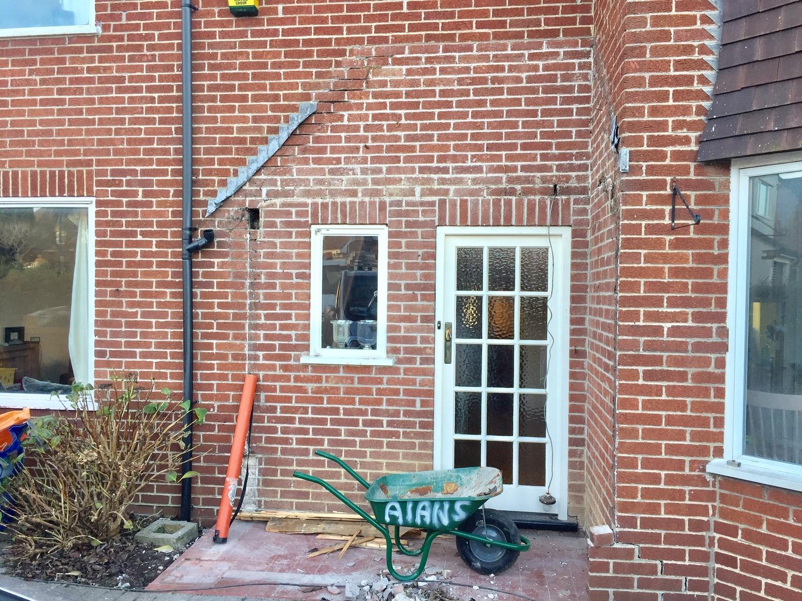 Almondsbury renovation
