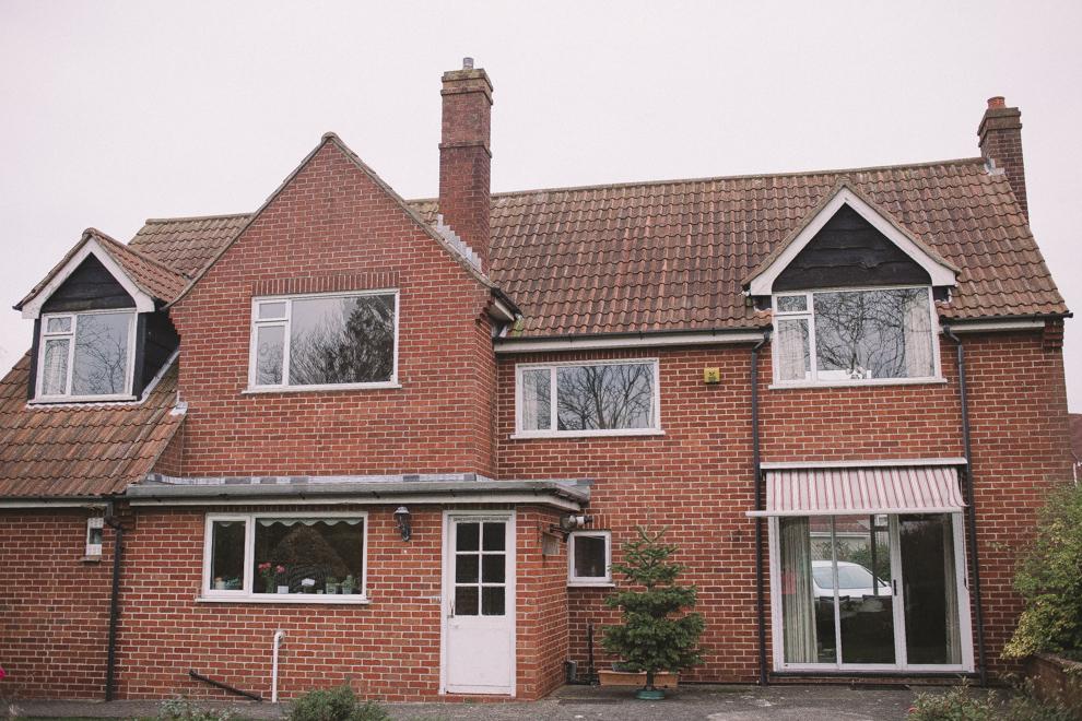 Bristol house renovation