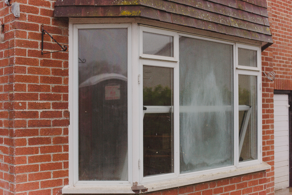 New windows in a Bristol home renovation